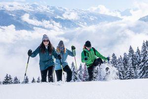 Snowshoeing | © Best of Zillertal / level26