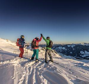Skifahren in Hochfügen | © Andi Frank