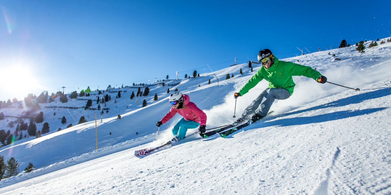 Skifahren im Zillertal | © Andi Frank