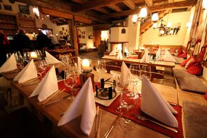 Enjoyable meals in the Montana Alm